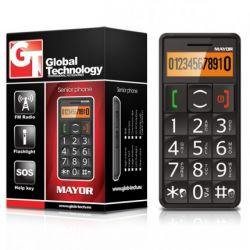 TELEFON KOMÓRKOWY GT MAYOR W02 DLA SENIORA