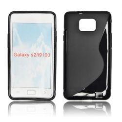 HQ S-LINE ETUI SAM I9000 GALAXY S/i9001 CZARNY