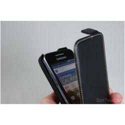 HQ KABURA SLIM-SAMSUNG S5300 Galaxy Pocket PIONOWA