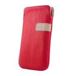 HQ FIESTA HTC One X /One XL /Sensation XL czerwona