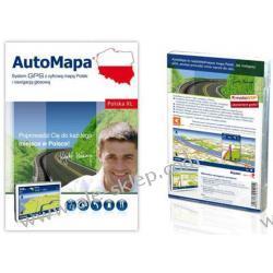AutoMapa Europa + Polska XL BOX z roczną aktualizacją