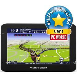 """Nawigacja GPS MODECOM FREEWAY MX2 AutoMapa Polska 5"""""""