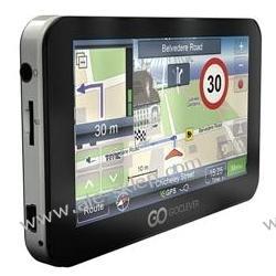 SUPERPŁASKA NAWIGACJA GPS GOCLEVER NAVIO 500 PLUS HD POLSKA -- NOWOŚĆ --
