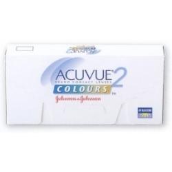 Kolorowe Soczewki Kontaktowe Acuvue 2 Colours Enhancers (6 szt)(8,3; 8,7)