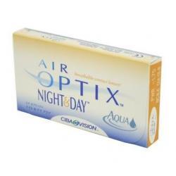 Soczewki Kontaktowe Air Optix Aqua Night&Day(8.4/8.6) NA SZTUKI