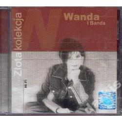 ZŁOTA KOLEKCJA WANDA I BANDA Hi Fi /CD PEWNIE