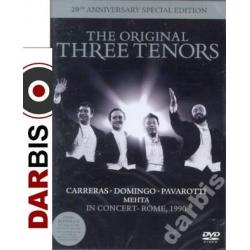 THREE TENORS - TRZECH TENORÓW /DVD+CD/ Pavarotti