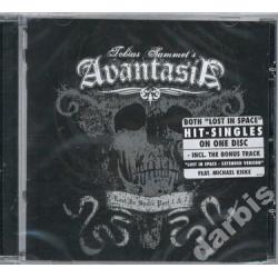 AVANTASIA Lost In Space Part 1, 2 /CD/ od SS