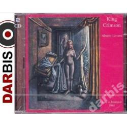 KING CRIMSON Absent Lovers /2CD/