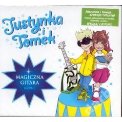 JUSTYNKA I TOMEK Magiczna Gitara sez.1 /2CD/PEWNIE