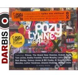 POZYTYWNE WIBRACJE VOL. 10 /3CD/ BOX +48 BOOKLET