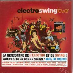 ELECTRO SWING FEVER /4CD/ NOWOŚĆ
