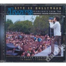 THE DOORS Live In Hollywood /CD/ +Limited Edition+