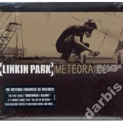 LINKIN PARK Meteora /CD digipack enhanced  version