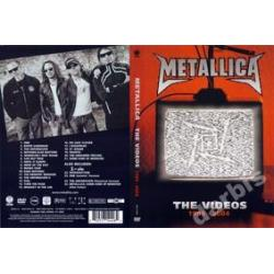 METALLICA The Videos 1989-2004 /DVD/ PROMOCJA !!!