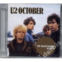 U2 October /2CD/Remastered/ SZYBKO!!PEWNIE!! odS.S