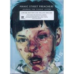 MANIC STREET PREACHERS Journal For Plague Ltd Lux