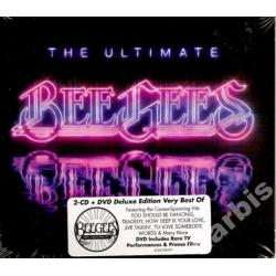 BEE GEES The Ultimate Bee Gees NOWOŚĆ /2CD +DVD/
