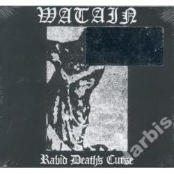 WATAIN Rabid Death's Curse /CD digipack bonusy