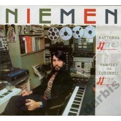 NIEMEN Kattorna '72, Pamflet.. '75 /2CD/ digipack