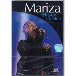 MARIZA Live In London /DVD/ Fado, Lura, Evora
