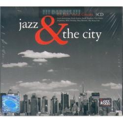 JAZZ & THE CITY /3CD/ NA PREZENT !!!