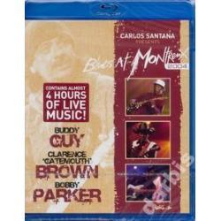 CARLOS SANTANA Blues At Montreux '04 /blu-ray/