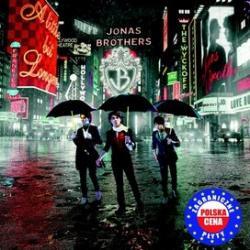 JONAS BROTHERS (CAMP ROCK) A Little Bit Longer CD!