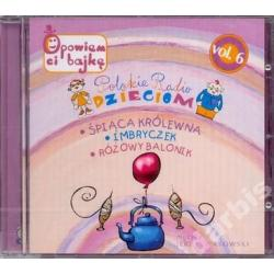 POLSKIE RADIO DZIECIOM 6 /CD/  Jerzy Wasowski