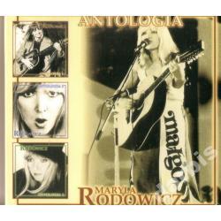 MARYLA RODOWICZ Antologia OKAZJA /3 CD/