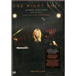 BARBRA STREISAND One Night Only /DVD/ NOWOŚĆ