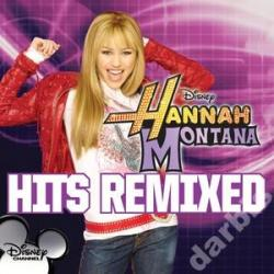 HANNAH MONTANA Hits Remixed /CD/ Miley Cyrus