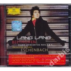 LANG LANG Beethoven: Piano Concertos 1-4 /CD+DVD/