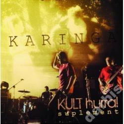 KULT Karinga, Hurra Suplement /CD (Kazik) NOWOŚĆ