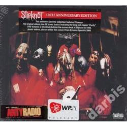 SLIPKNOT 10th Anniversary Reissue /CD+DVD/  digi