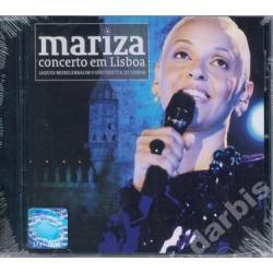 MARIZA Concerto Em Lisboa /CD/ Fado, Lura, Evora