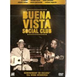 BUENA VISTA SOCIAL CLUB /DVD/ NAJSZYBCIEJ od SS