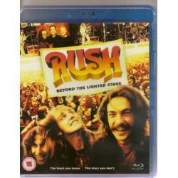 RUSH Beyond The Lighted Stage /BLU-RAY/ OKAZJA