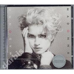 MADONNA Madonna /CD/ remastered +PROMOCJA+