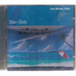 STAN GETZ Jazz Moods: Cool /CD/ NAJSOLIDNIEJ x