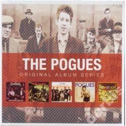 THE POGUES Original Album Series /5CD/ najpewniej