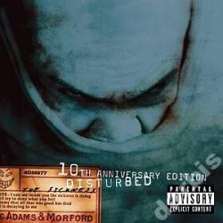 DISTURBED The Sickness 10th Anniversary /CD/ NOWA
