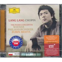 LANG LANG - CHOPIN:PIANO CONCERTOS /CD/ (Pl)