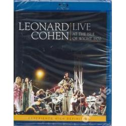 LEONARD COHEN Live At The Isle Of Wight /Blu-Ray/