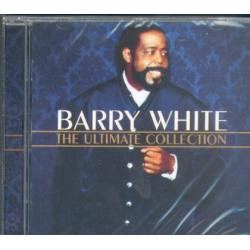 BARRY WHITE The Ultimate Collection /CD/ od SS