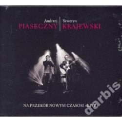PIASECZNY I KRAJEWSKI Na Przekór.. Live CD