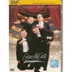 GRUPA MOCARTA Grupa Mocarta W Operze od SS /DVD/