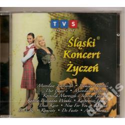 ŚLĄSKI KONCERT ŻYCZEŃ NOWOŚĆ od SS /CD/