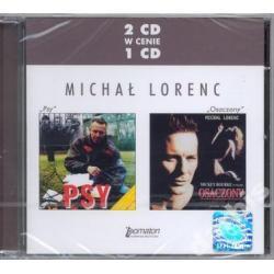 MICHAŁ LORENC Psy / Osaczony (M. Rourke) /2CD/