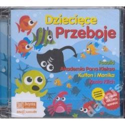 DZIECIĘCE PRZEBOJE /CD/(Fasolki, Tik-Tak, Kulfon)